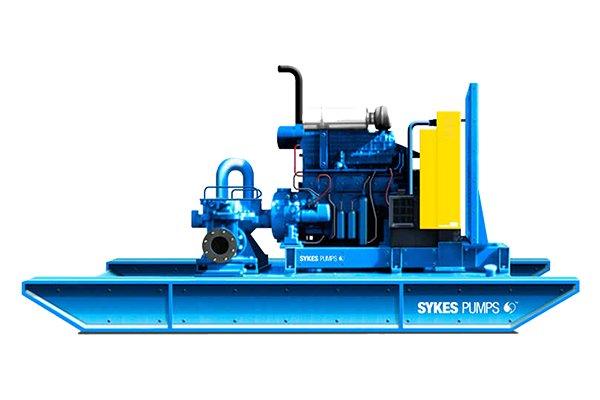 DRC150 / 100 Pump - Aska Sykes