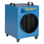 Electric Heat Hire - Aska Sykes