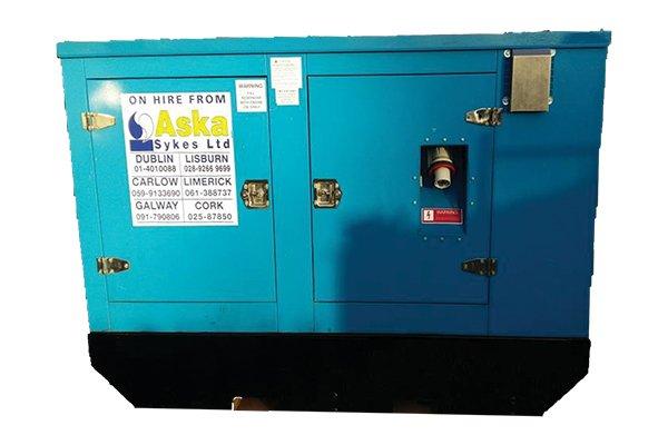 Electric GP100 Specialist Pump - Aska Sykes