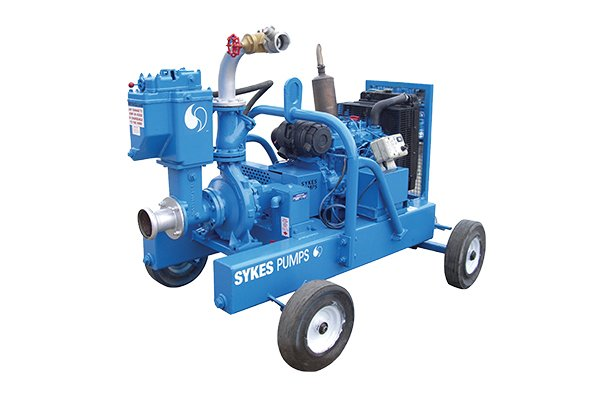 HP100 Pump Hire - Aska Sykes