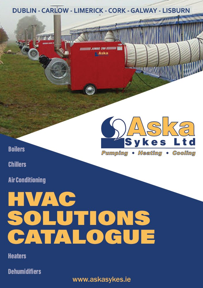Ask Sykes HVAC Solutions Catalogue
