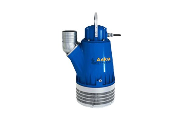 J405 35kw Pump Hire & Sales - Aska Sykes