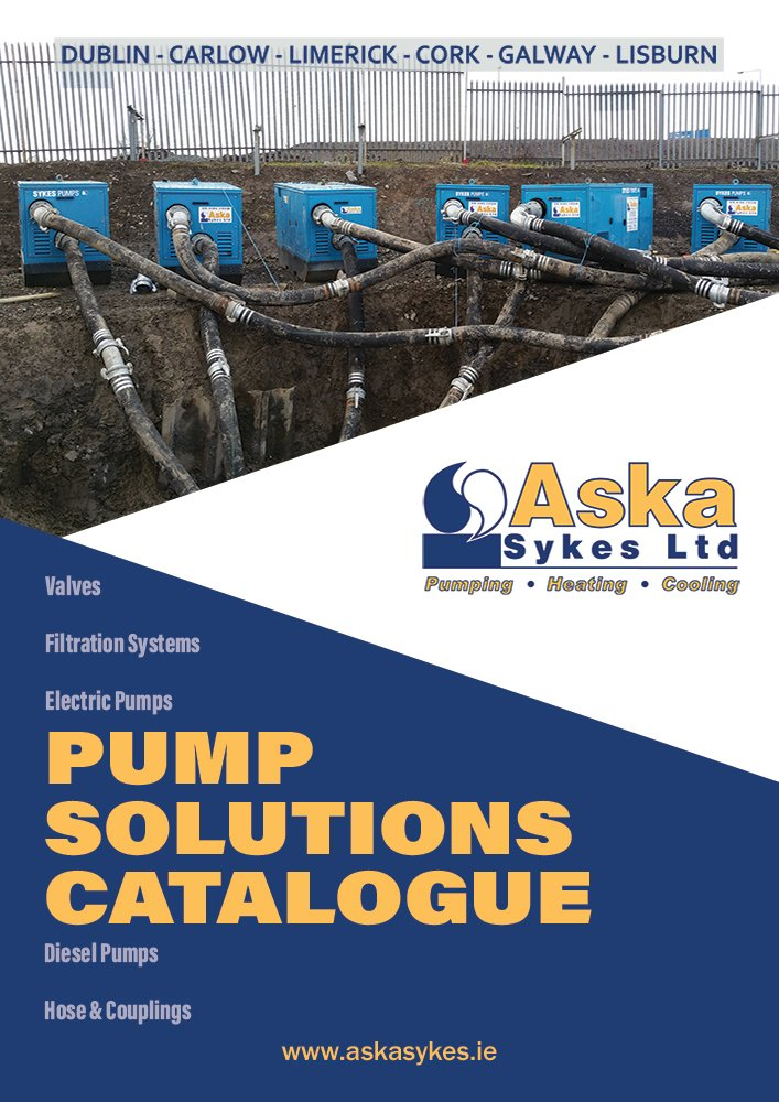 Aska Sykes Pump Solutions Catalogue