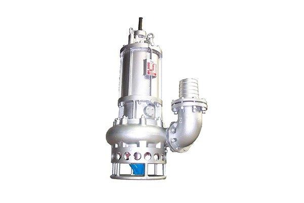 Toyo DP20 Submersible Sludge Pump - Aska Sykes