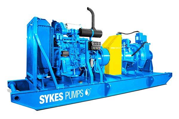 UVO200 / 150 Pump - Aska Sykes