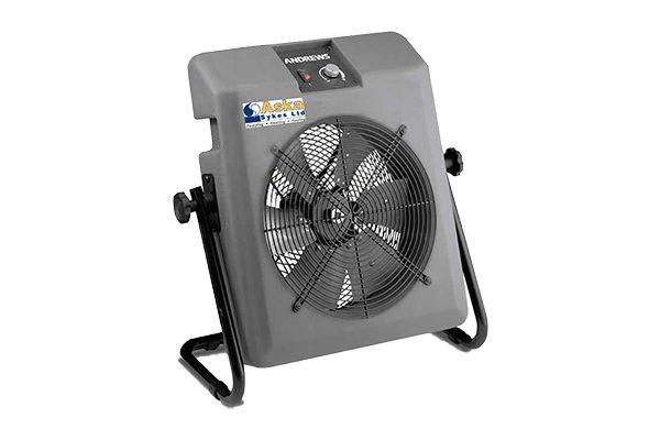 ASF21 Ventilation Hire - Aska Sykes