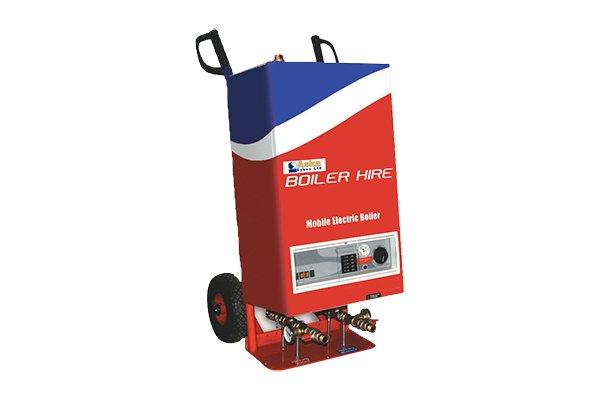 36kw Electric Boiler Hire - Aska Sykes
