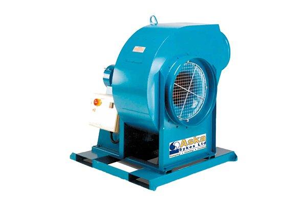 FV900 Ventilation Hire - Aska Sykes