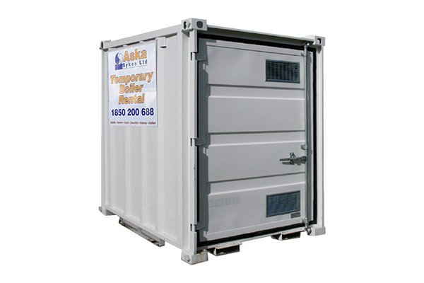 Packaged Boiler Hire 100kw - Aska Sykes