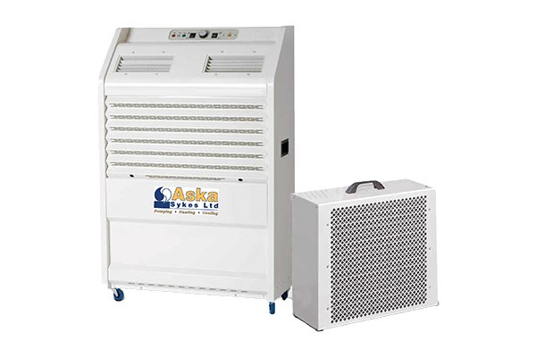 PAC22 Split Type Aircon Hire - Aska Sykes