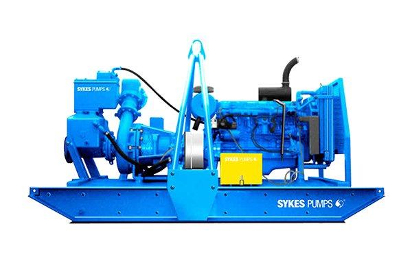 UV150 / 100 Pump - Aska Sykes