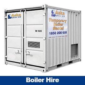 Boiler Hire - Aska Sykes