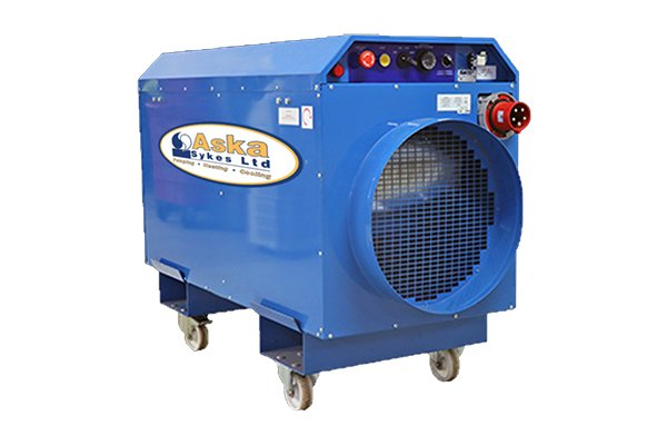 Electric Heat Hire DE190 - Aska Sykes