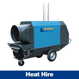 Heat Hire - Ask Sykes