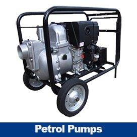 Petrols Pumps - Aska Sykes