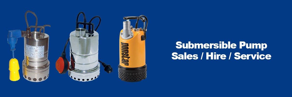 Submersible Pump Sales / Hire / Service - Aska Sykes