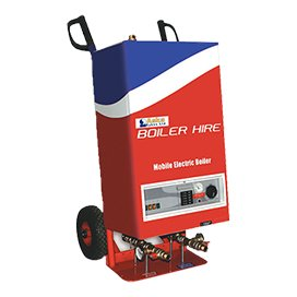 Electric Boiler Hire - Aska Sykes