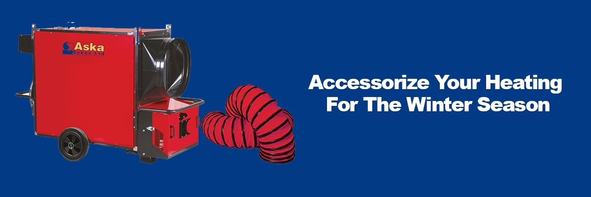 Accessorize Your Heating For The Winter Season - Aska Sykes
